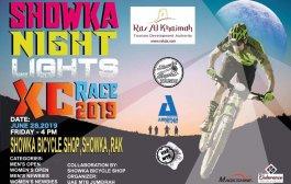 Results: Showka Night Lights XC Race 2019